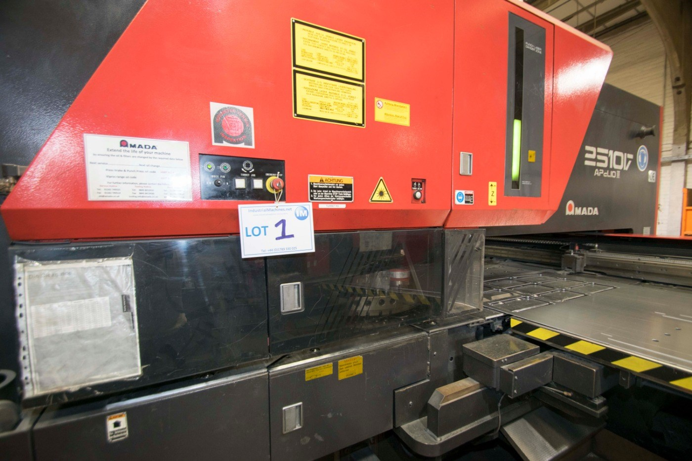 Lots - IndustrialMachines Auctions